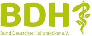 Osteopathie Düsseldorf Gerresheim Bund Deutscher Heilpraktiker e.V. Verband